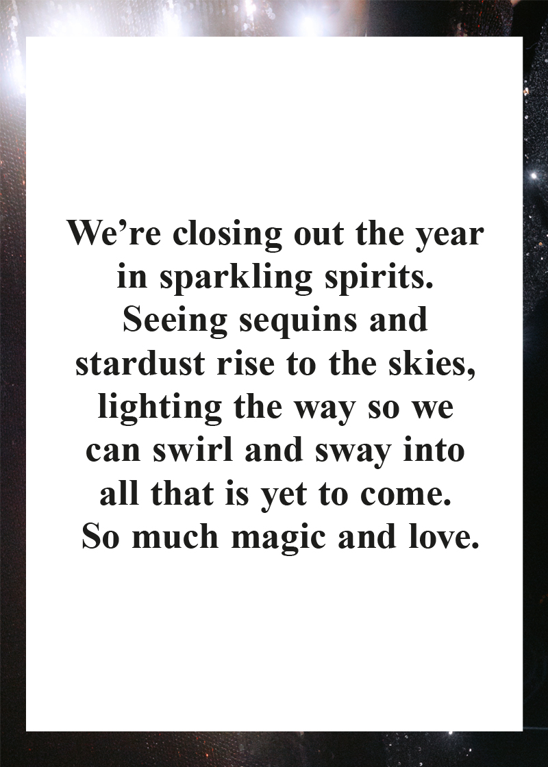 & Other Stories - Sparkle in The New Year