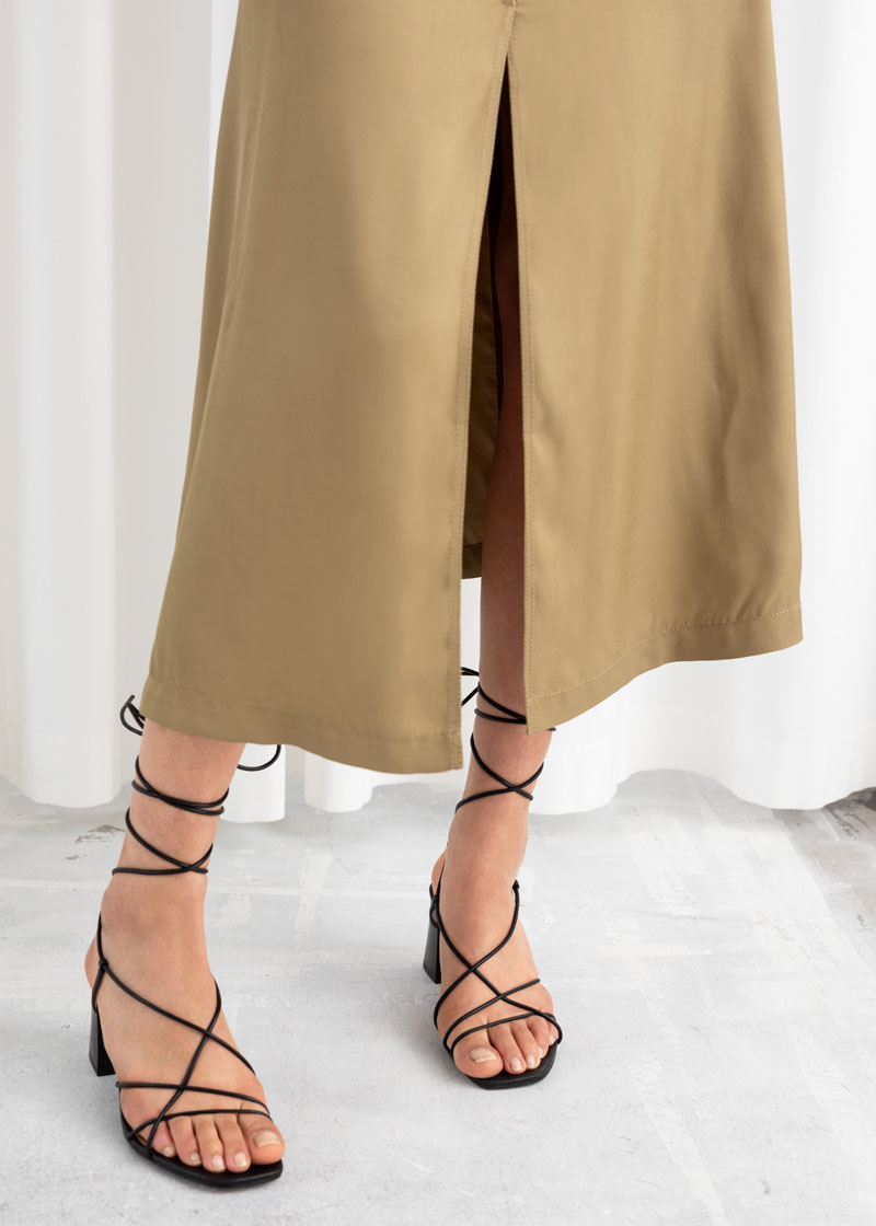 f8a24e7ccc0f8 Heeled sandals - Shoes - & Other Stories