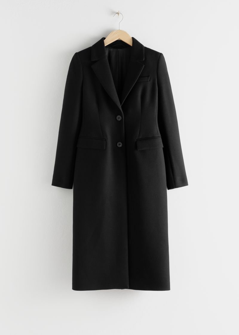 Hourglass Tailored Coat