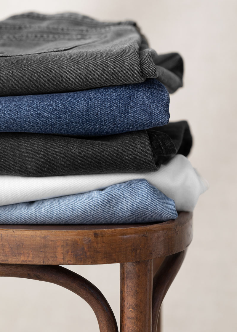 Stories classics: The jeans collection - Keeper cut