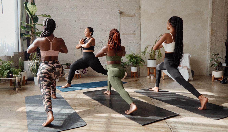 Yoga stories by BWYC
