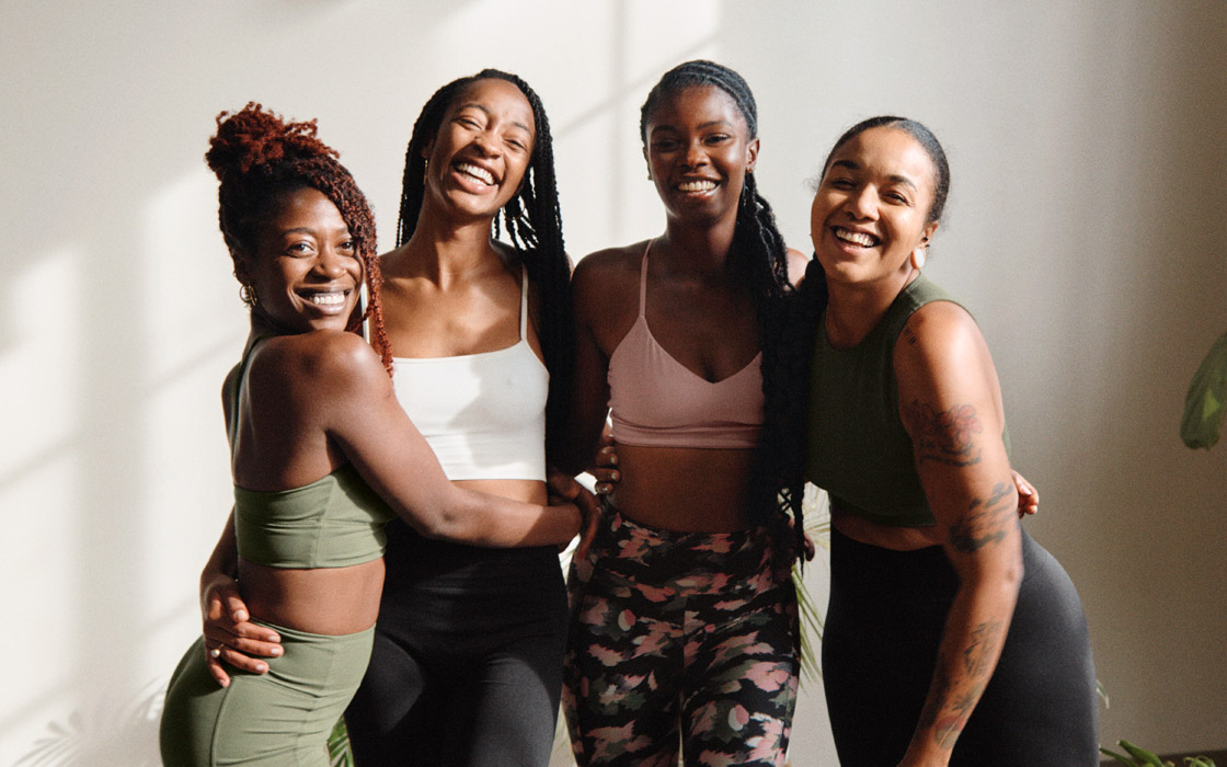 Yoga stories by The Black Women's Yoga Collective