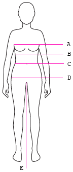 Size guide doll