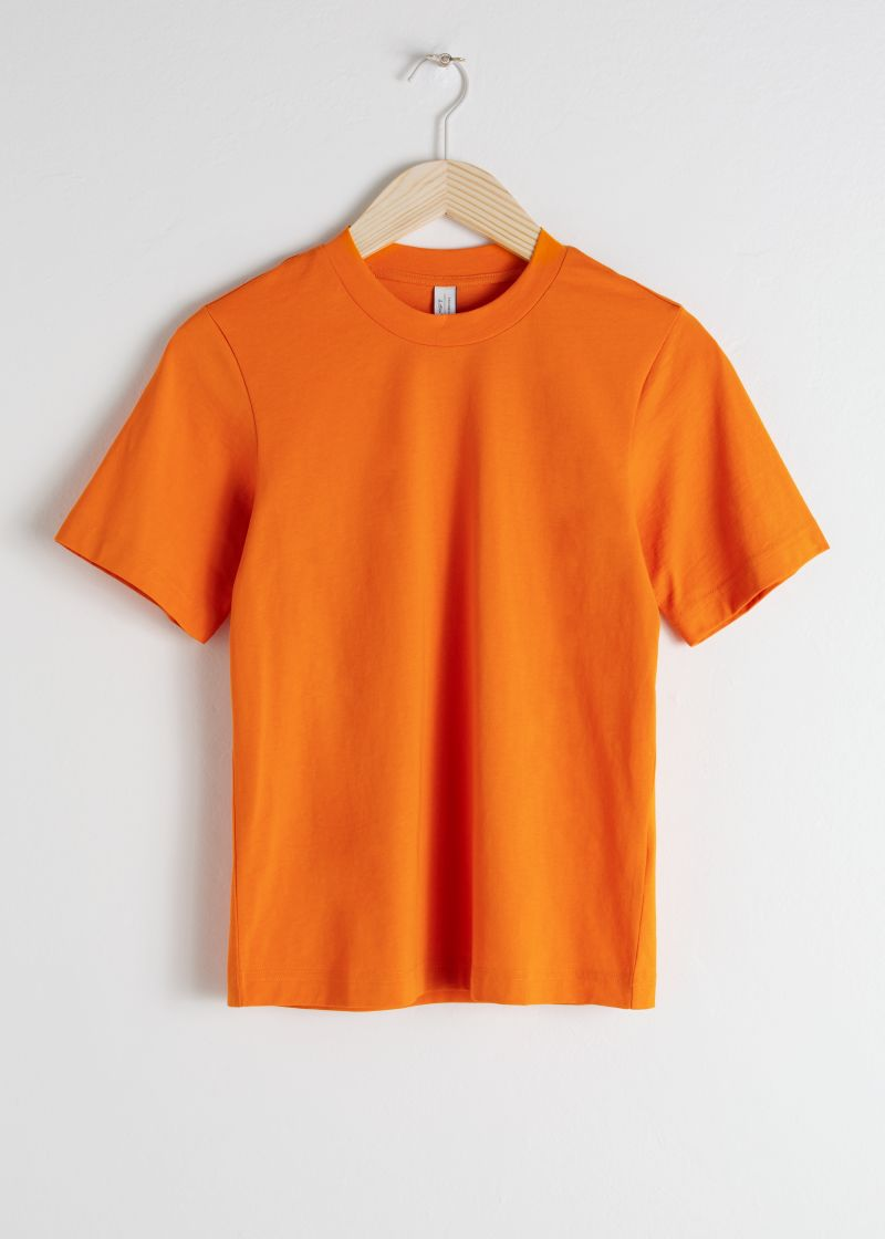 Basic Straight Fit T-Shirt