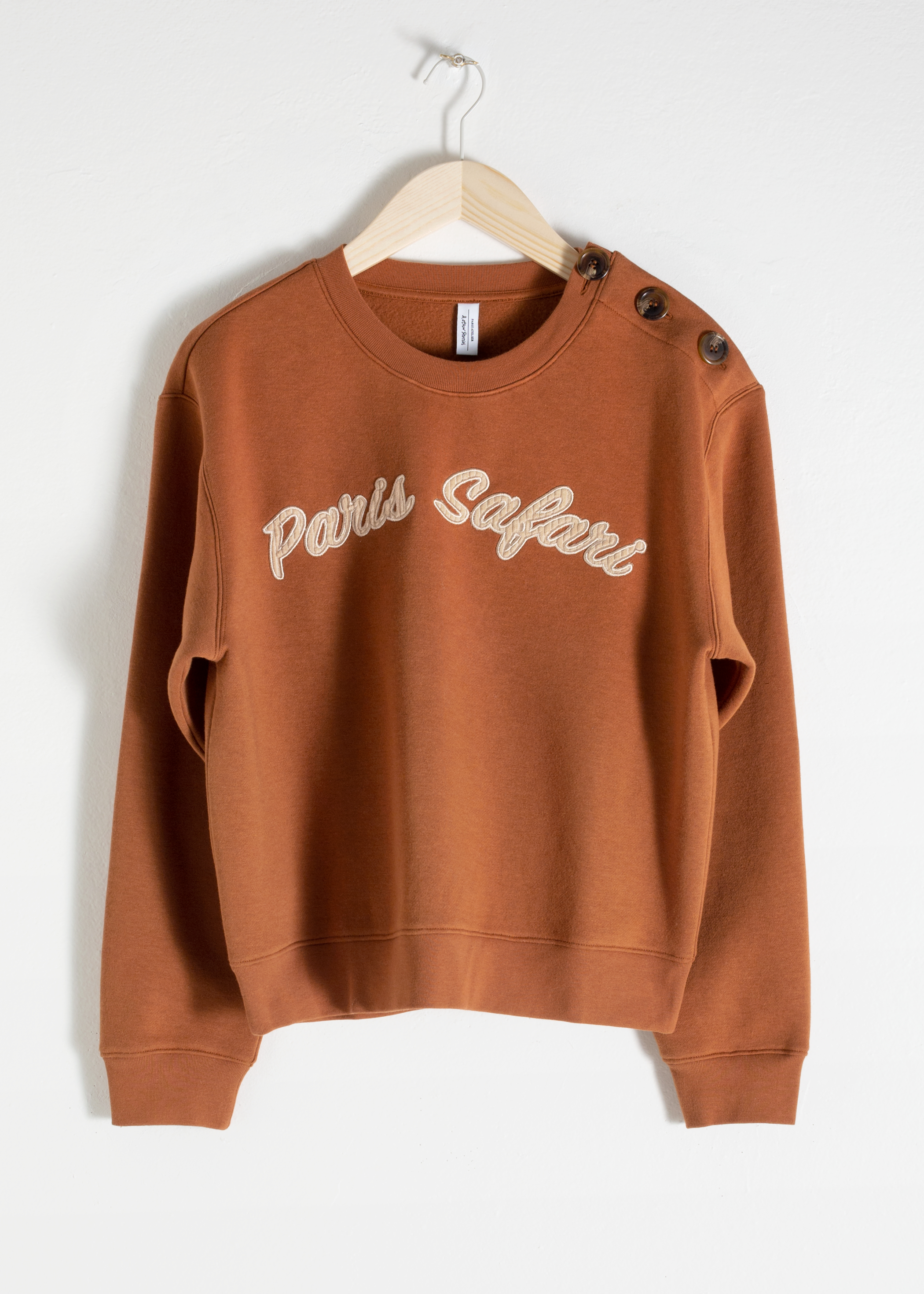 Paris Safari Pullover