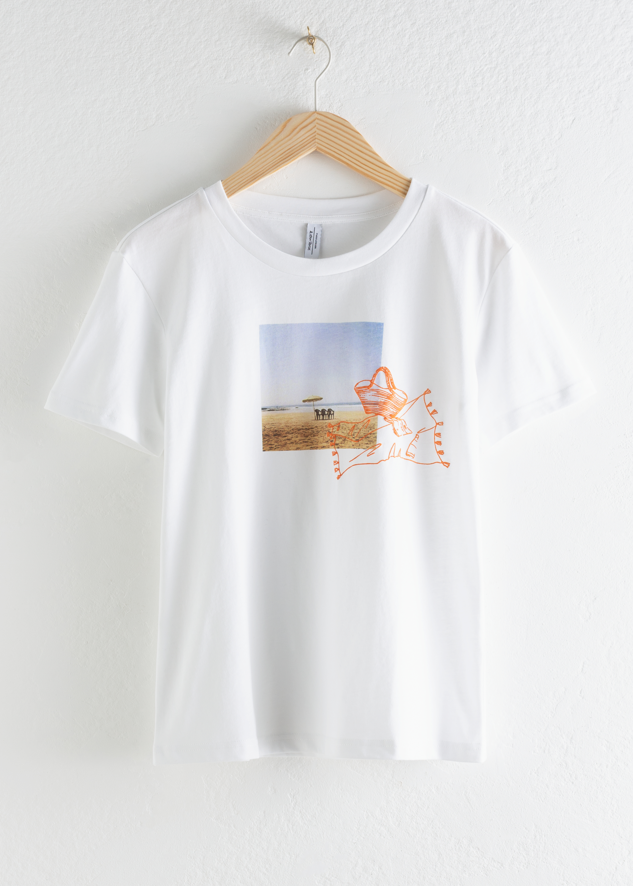 Beach Graphic Tee