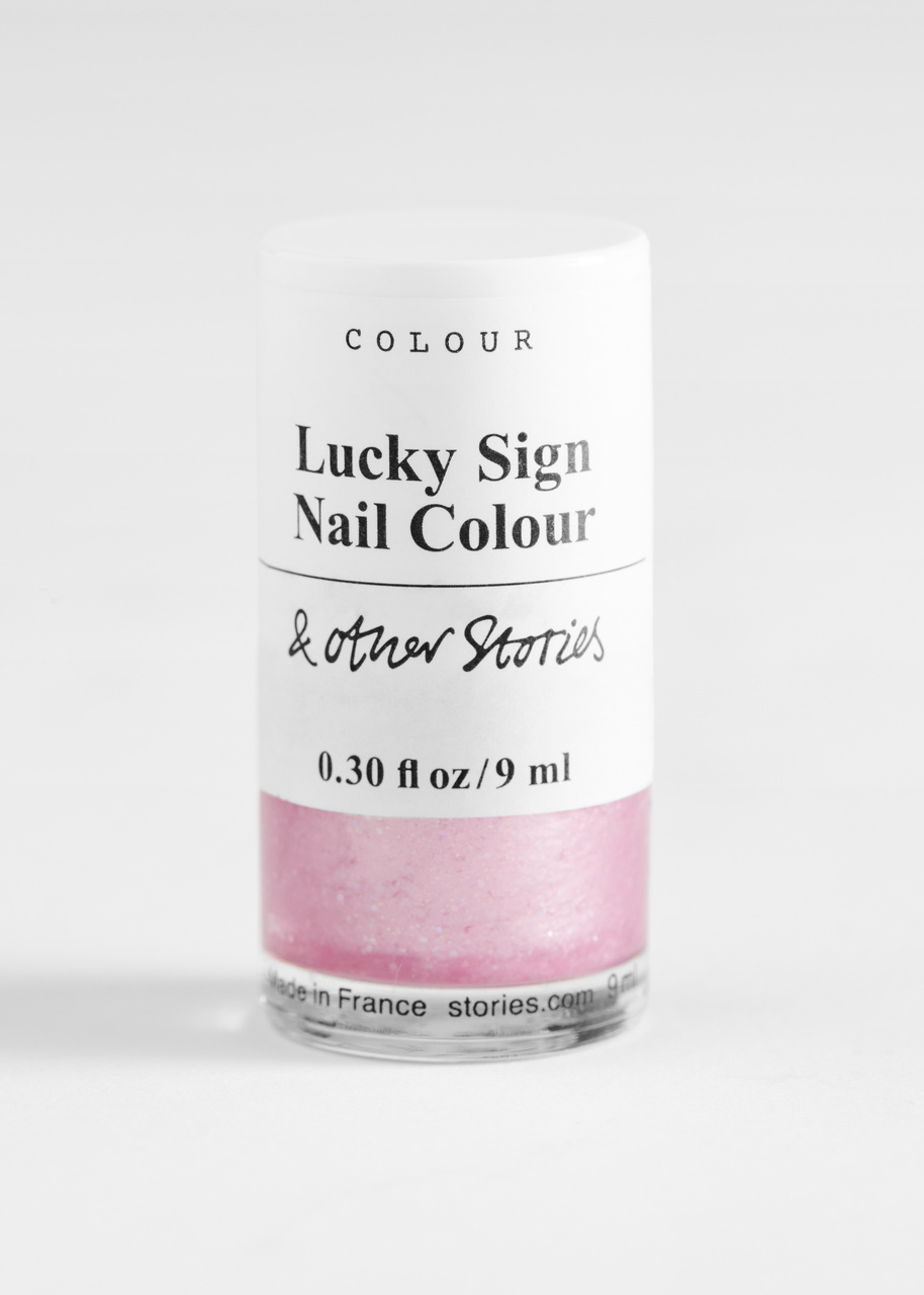 Lucky Sign Nail Polish