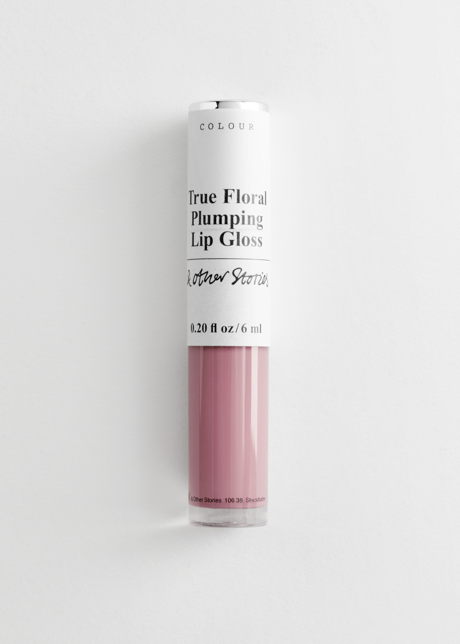 True Floral Plumping Lip Gloss