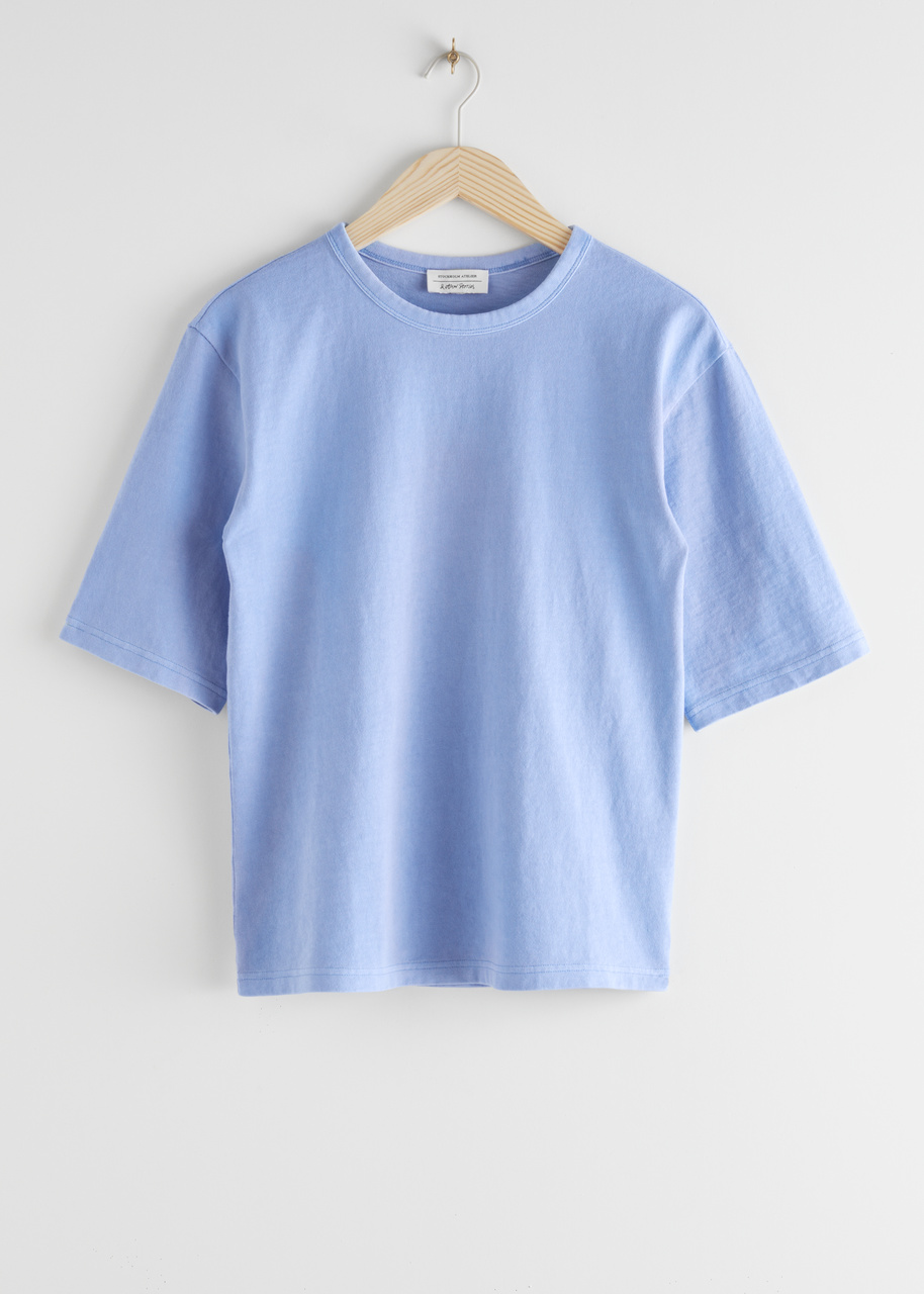 Loose Fit Organic Cotton T-Shirt