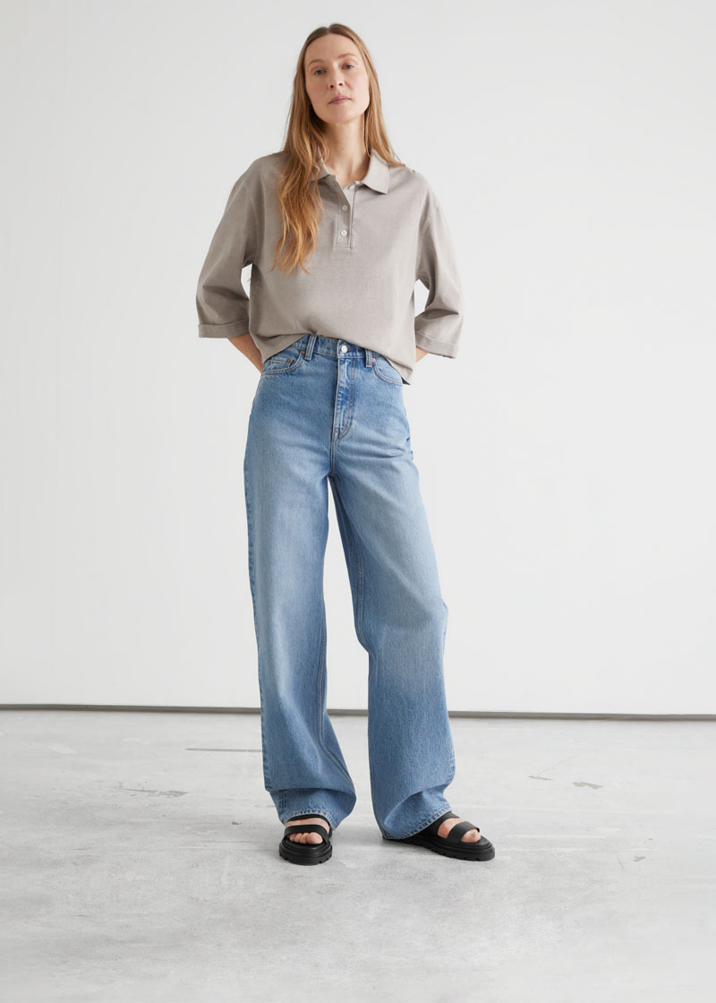 The Jeans Collection - dear cut